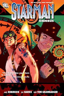 Starman Omnibus Vol. 3 by James Robinson (DC comicbooks)